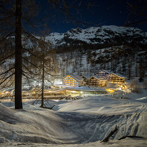 Hotel Monboso - Gressoney (AO)